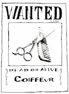 Wanted - Coiffeur
